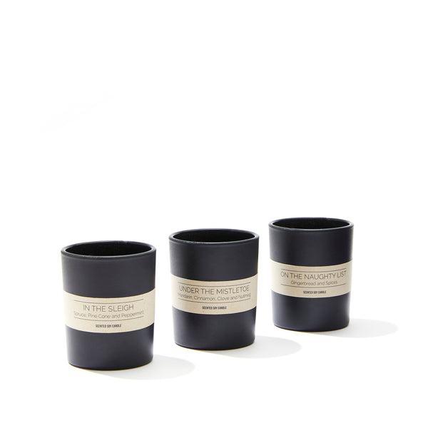 Seasonal Votive Candle Set