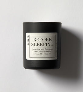 OJ X LC 'Before Sleeping' Candle