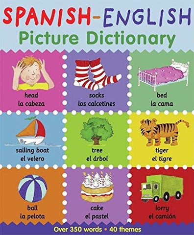 Spanish-English Picture Book