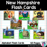 New Hampshire Flash Cards