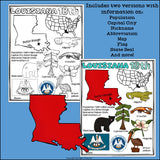 Louisiana Fact Sheet