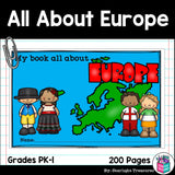 All About Europe Complete Unit