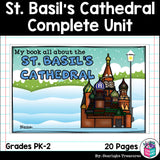 Saint Bail's Cathedral Complete Unit for Early Learners - World Landmarks