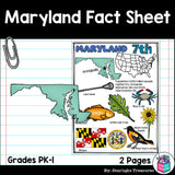 Maryland Fact Sheet