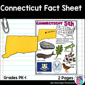 Connecticut Fact Sheet