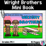 Wright Brothers Mini Book for Early Readers: Inventors