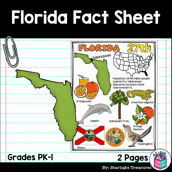 Florida Fact Sheet