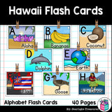 Hawaii Flash Cards