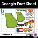 Georgia Fact Sheet
