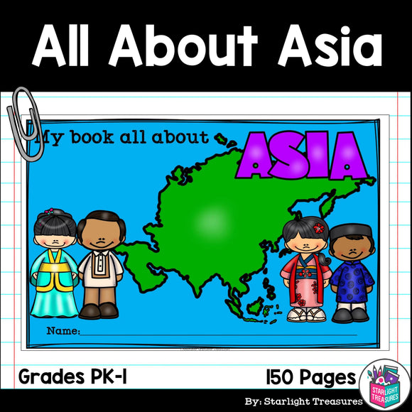 All About Asia Complete Unit