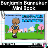 Benjamin Banneker Mini Book for Early Readers