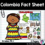 Colombia Fact Sheet