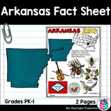 Arkansas Fact Sheet