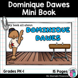 Dominique Dawes Mini Book for Early Readers: Women's History Month