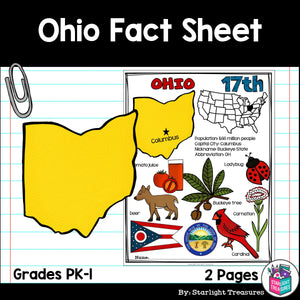 Ohio Fact Sheet