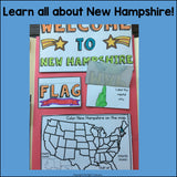 New Hampshire Lapbook for Early Learners - A State Study