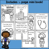 Doctor Mini Book for Early Readers