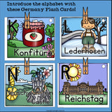 Germany Flash Cards