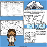 Ice Age Mini Book for Early Readers