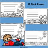 Poetry Journal for Early Readers
