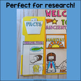 Ancient Egypt Lapbook for Early Learners