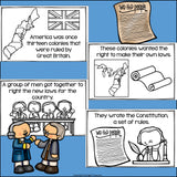Constitution Day Mini Book for Early Readers