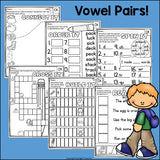 Words Ending in CK Worksheets and Activities for Early Reader