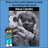 Alexa Canady Mini Book for Early Readers