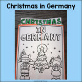 Christmas in Germany Lapbook for Early Learners