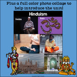 Hinduism Mini Book for Early Readers: World Religions