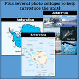 All About Antarctica Complete Unit