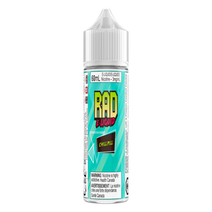 Rad E-Liquid - Chill Pill