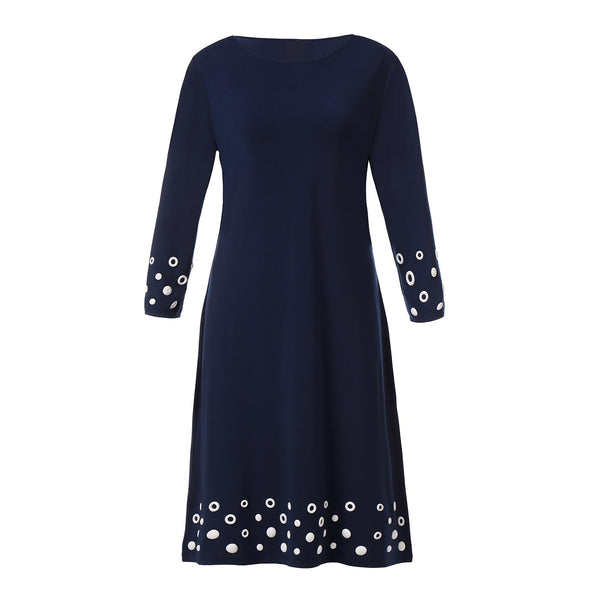 SENA 3/4 Sleeve Dress