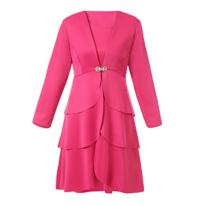 Dora Landa Brea Jacket Dress