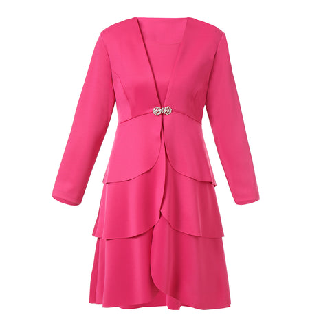 Dora Landa Brea Jacket Dress 81339P