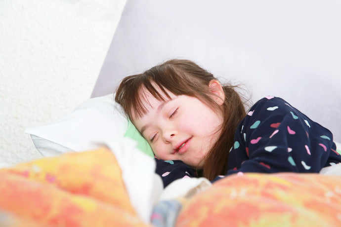 10 Tips to Help Your Child with Down Syndrome Sleep Better
