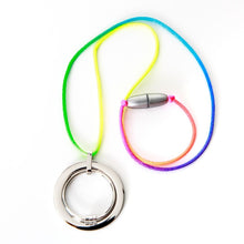 Load image into Gallery viewer, Teething Necklace for Mum - Rainbow 1
