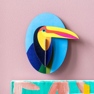 Animal Trophy - Wall Decoration by Studio ROOF