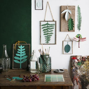 Leaf Art - DIY Styling Book