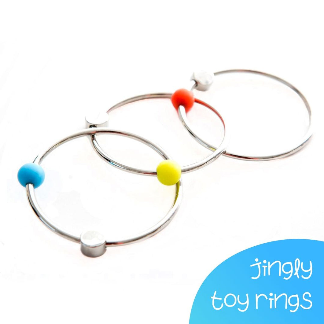 YummiRings - Teething Rings by Yummikeys