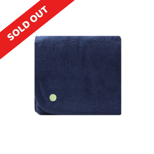 Navy blue PeapodMat - reusable waterproof mattress protector - sold out