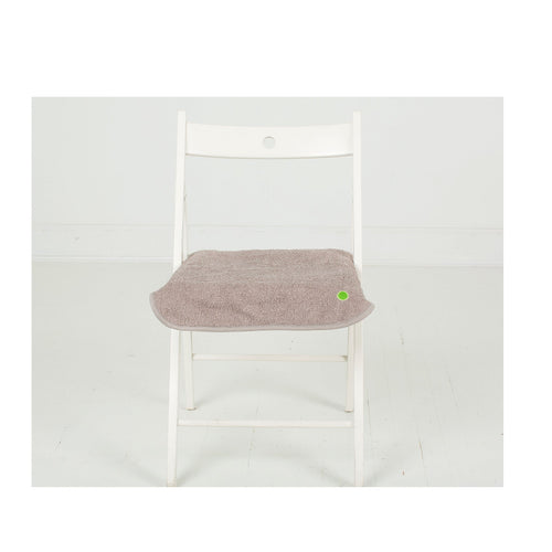 Grey PeapodMat waterproof incontinence protector for chairs, armchairs and wheelchairs.