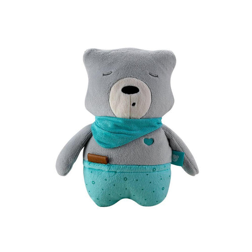 myHummy Lucas - Sleeping Aid - White and Pink Noise Teddy Bear