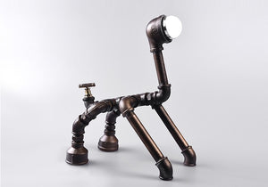 Steampunk Lighting Collection