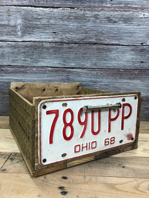 State Specific License Crate