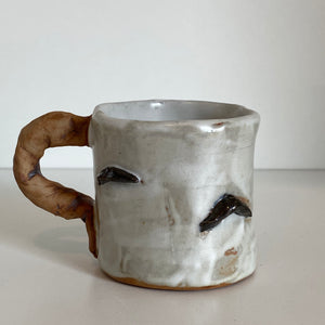 Birch Pottery Espresso Coffee Mug - 2.5in Tall