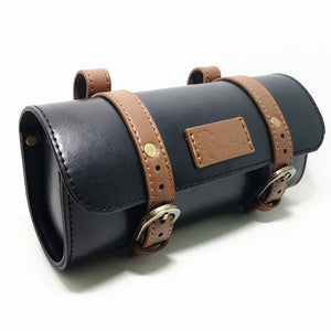 England retro Bicycle bag men women Inclined shoulder bags tail saddle bag sport leisure Retro bike bicycle tail bag