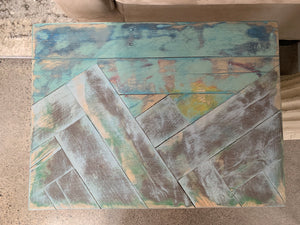 """The Mountains"" Art or Coffee Table"
