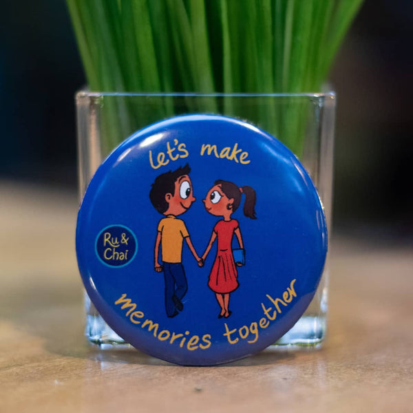 Make memories together Badge
