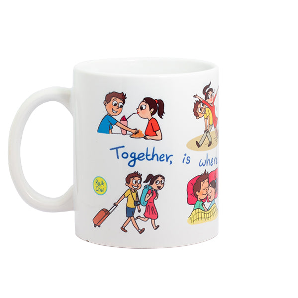 Togetherness Mug